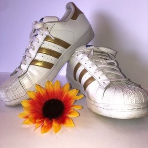 """Adidas Sneakers """"Superstar Gold"""""""